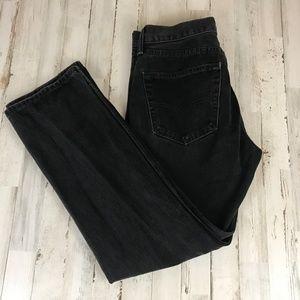 Levi's Mens Jeans 31 x 30 Black 505 Straight Leg